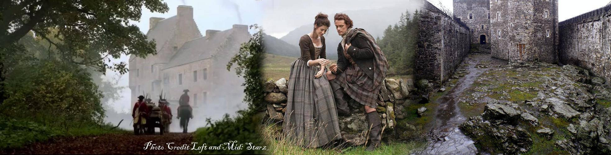 The Jamie and Claire Tour(TM)